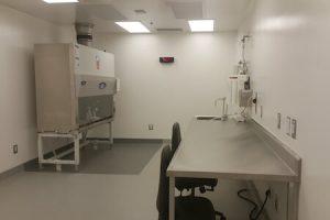 Équipement spécalisé, secteur hospitalier