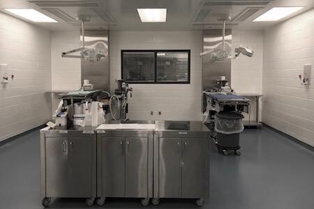 Aménagement d'équipements, industrie pharmaceutique