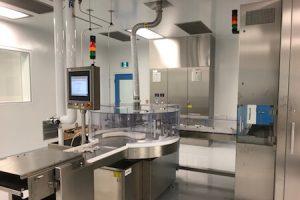 Équipements spécialisés, industrie pharmaceutique
