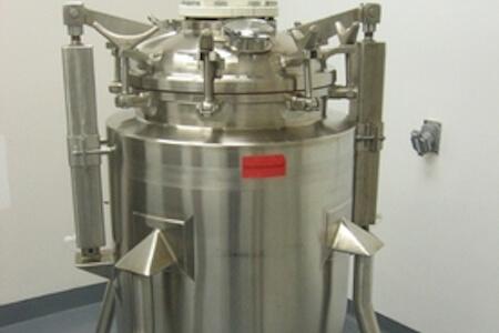 Vue d'équipement pour laboratoire de recherche